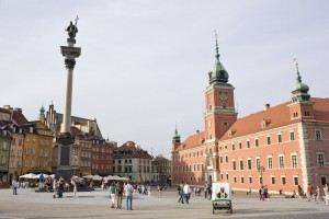 Old Town Warsaw, Poland, Polish History, Culture, Pierogi, Cafe, Old Europe