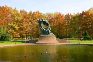 Warsaw, Poland, Lazienki Park, Thing to do in Warsaw