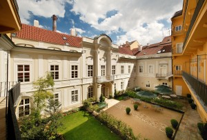 Pachtuv Palace, Prague
