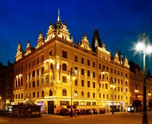 Hotel King's Court, Prague