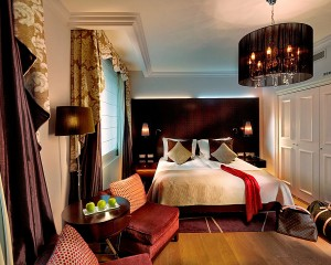 Superior room at The Mark Luxury Hotel, Prague