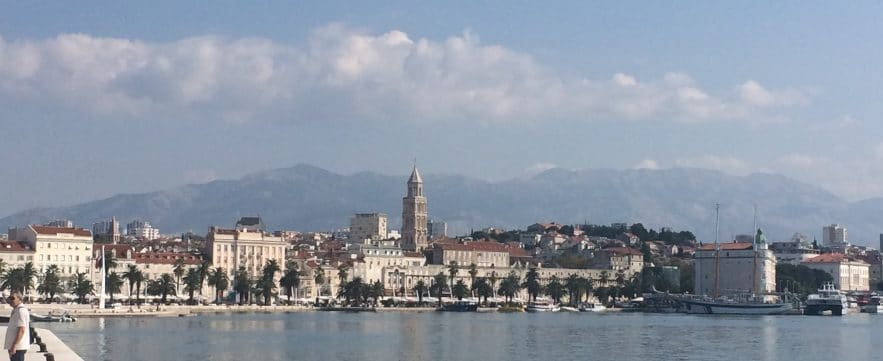 Split, Dalmatian Coast, Croatia