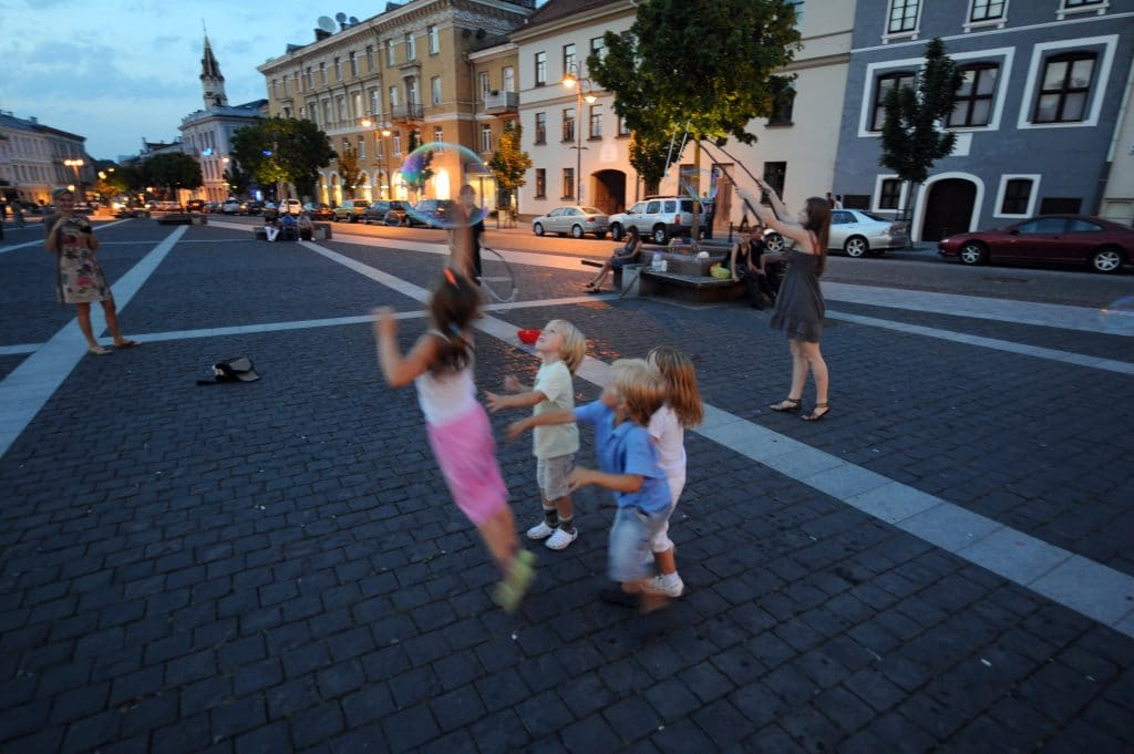 Family Travel in Central & Eastern Europe