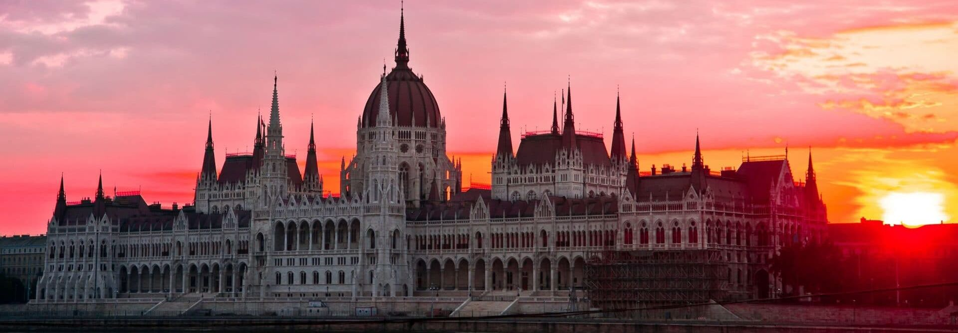 House of Parliament, Budapest, Hungary