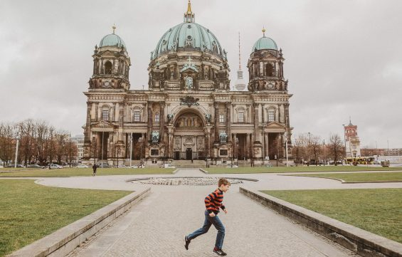 Andy in Berlin - Family Travel