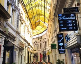 Bucharest, Arcade