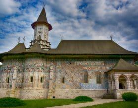 Bucovina painted monastaries