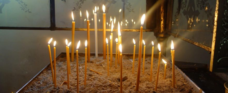 Rila Candles - Bulgaria