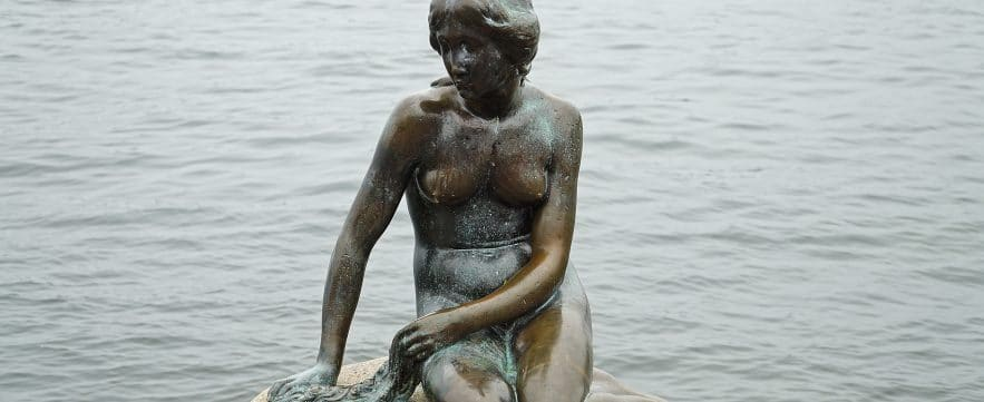 Little Mermaid - Copenhagen, Denmark