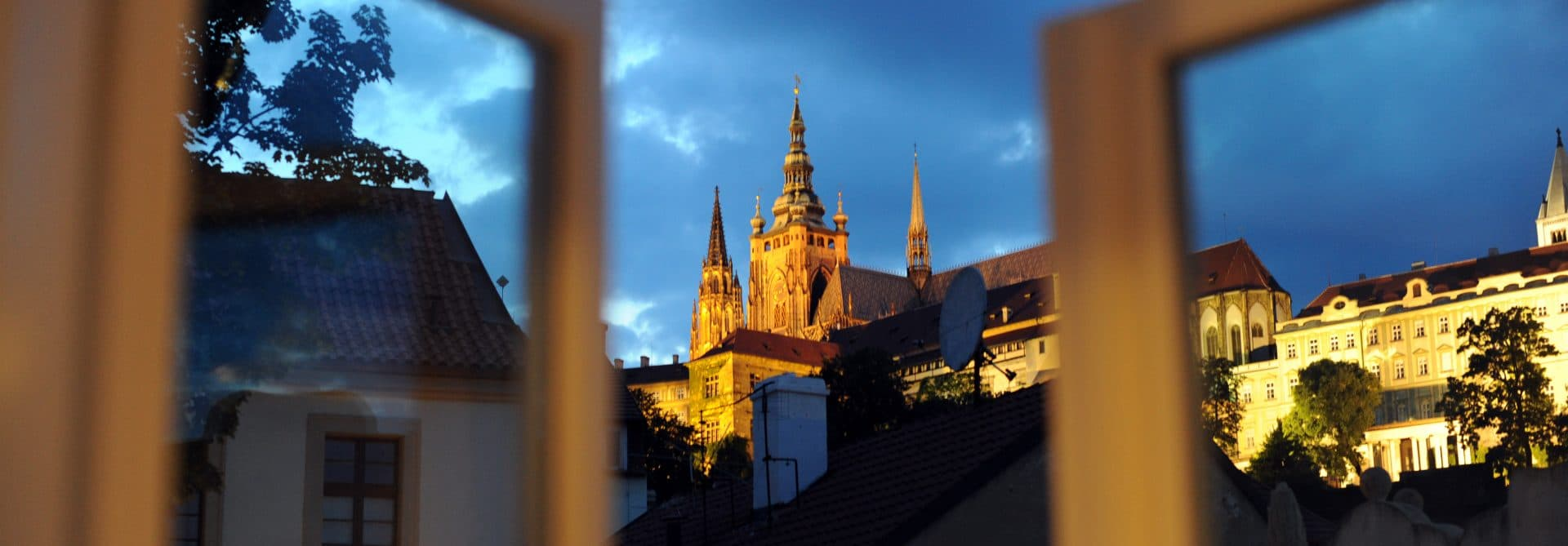 Room with a view - Prague, Czech Republic