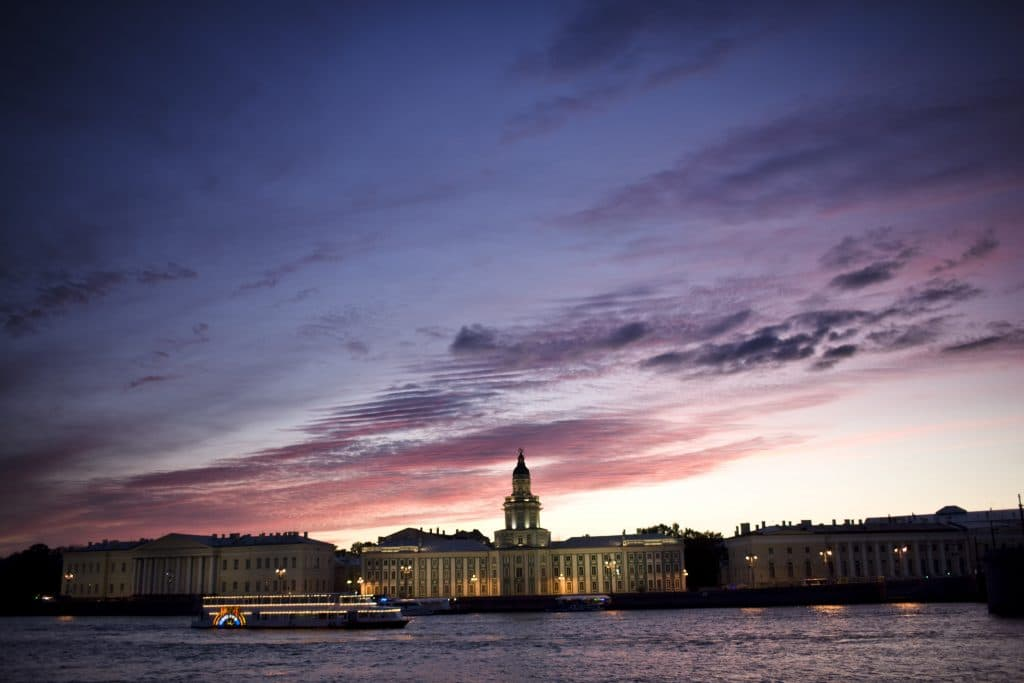 Neva River, St. Petersburg