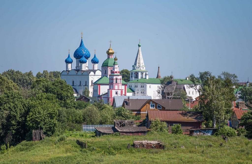 Suzdal, Golden Ring, Russia