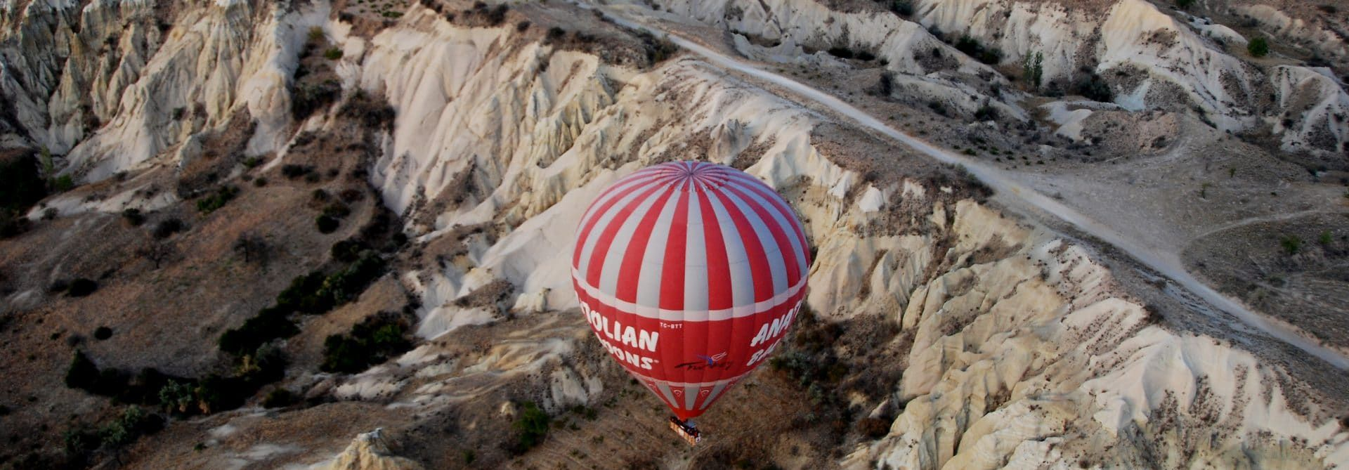 Hot Air Ballooning - Cappadocia, Turkey