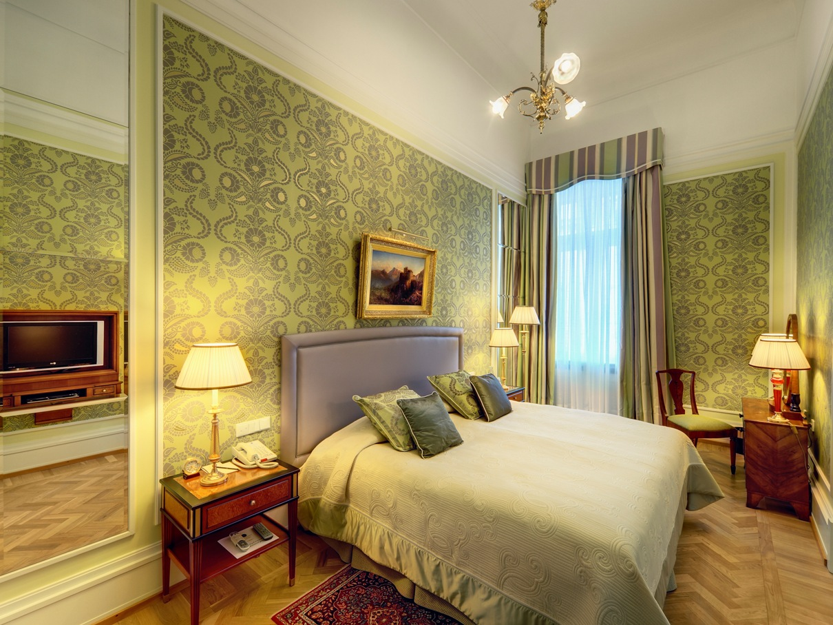 Belmond Grand Hotel Europe Stravinsky Suite