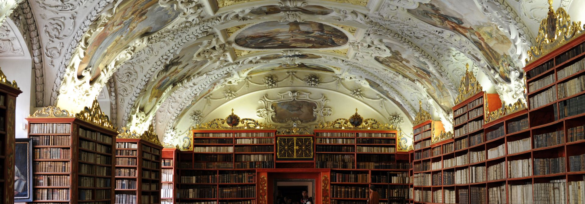 Strahov Library - Prague, Czech Republic