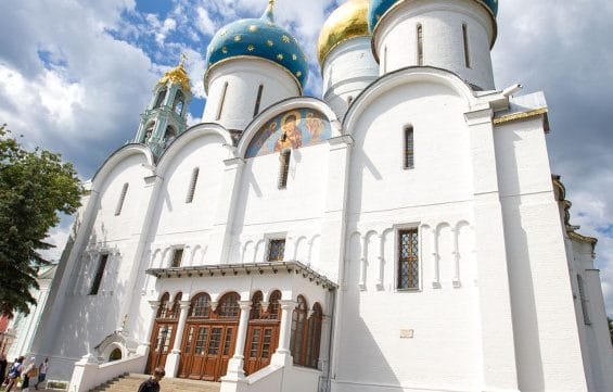 Golden-Ring-Exeter-Assumption-Cathedral-Sergiev-Posad-