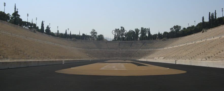 Olympic Stadium - Athens, Greece