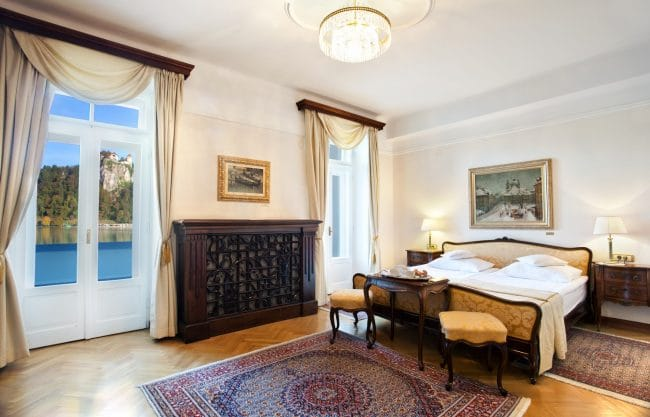 Grand Hotel Toplice Presidential suite