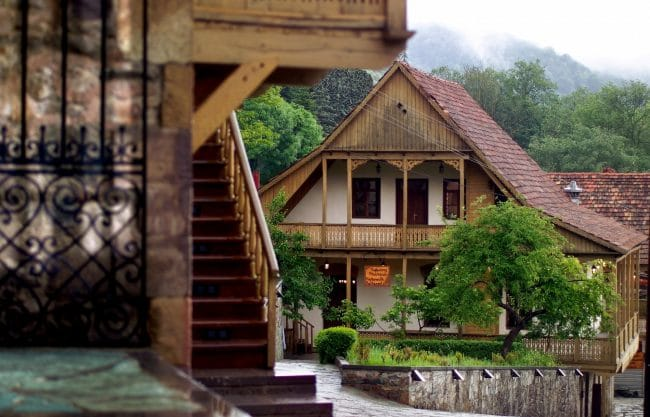 Tufenkian Ananov Guesthouse - Old Dilijan, ArmeniaTufenkian Ananov Guesthouse - Old Dilijan, Armenia