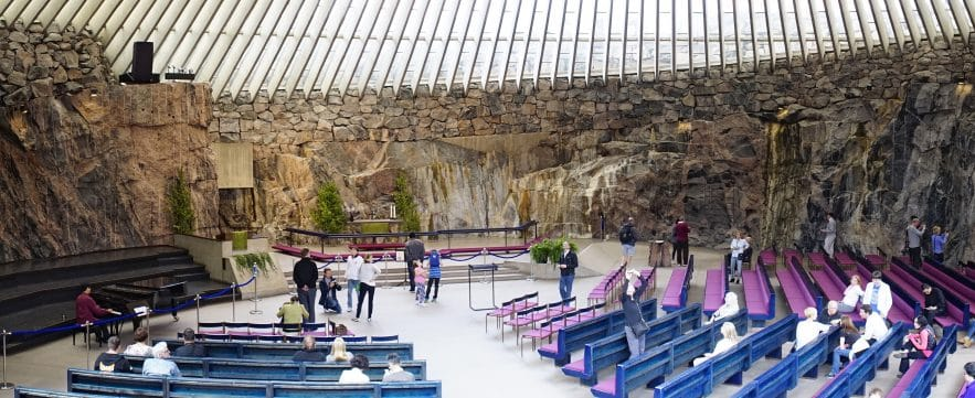 Rock Church - Helsinki, Finland