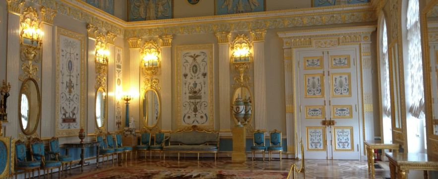 Catherine's Palace - St. Petersburg, Russia