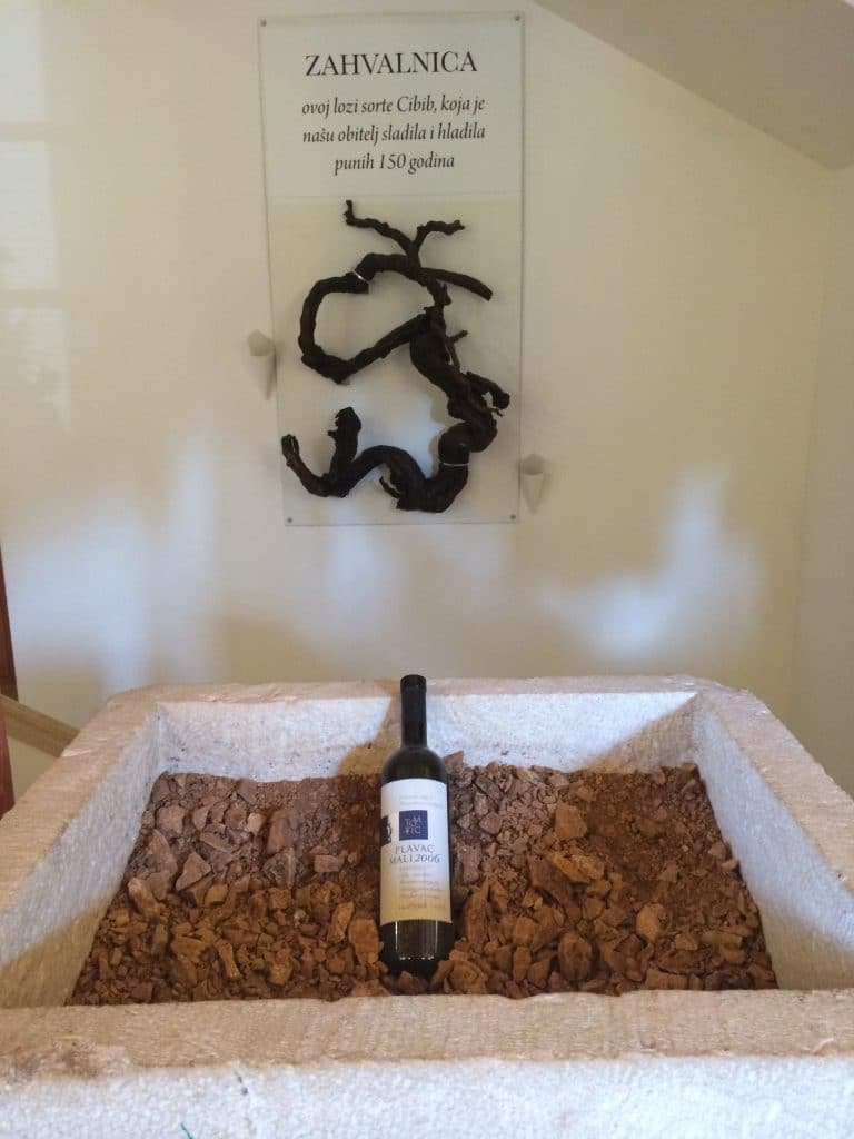 Tomic Winery - Hvar, Croatia