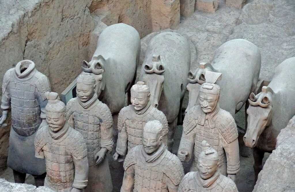 Terracotta Warriors - Xi'an, China