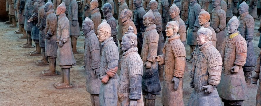 Terracotta Warriors - Xi'an China