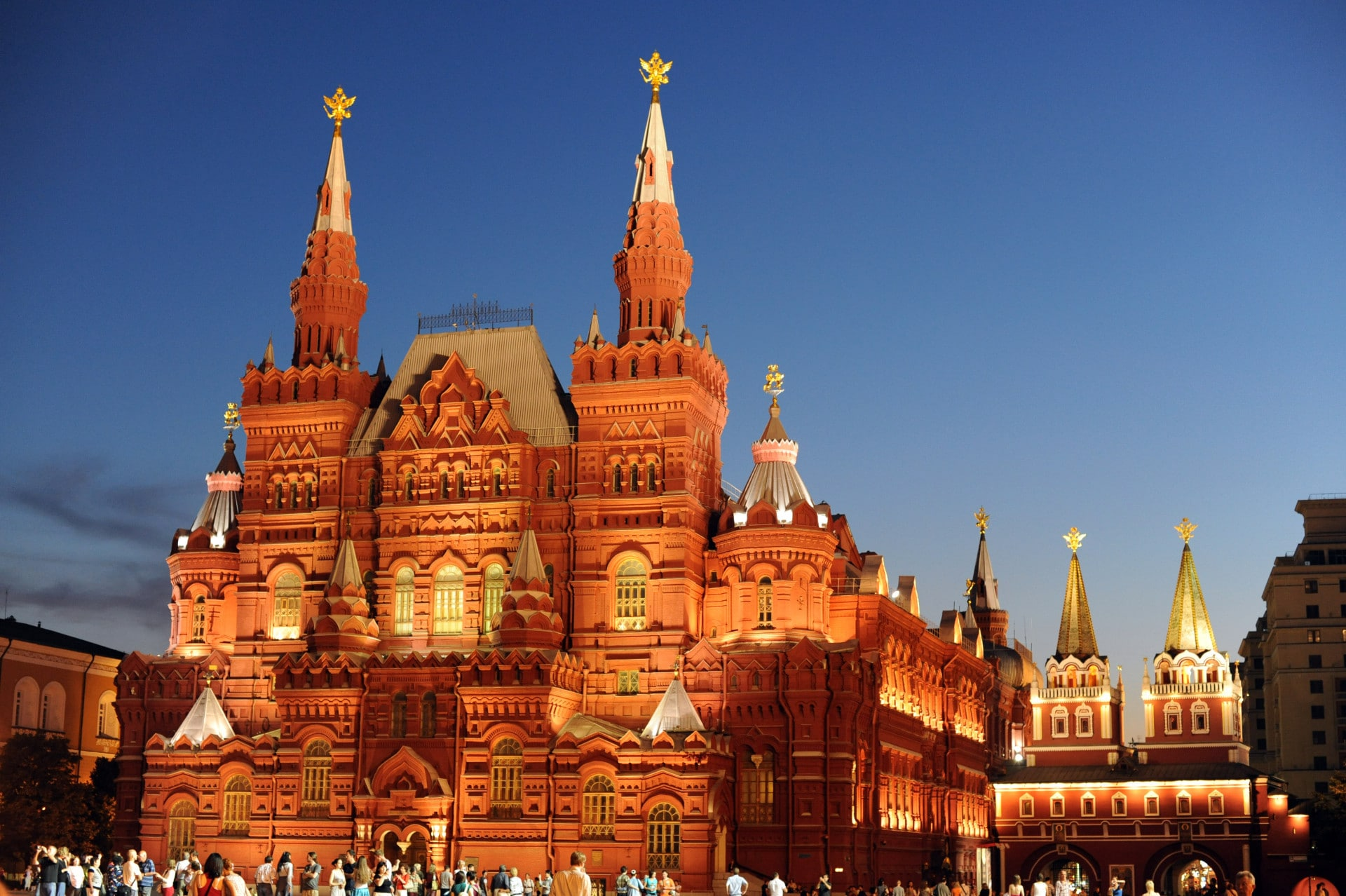 historical museum moscow