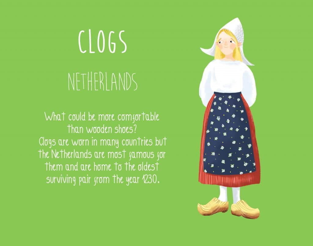 Netherlands Clogs