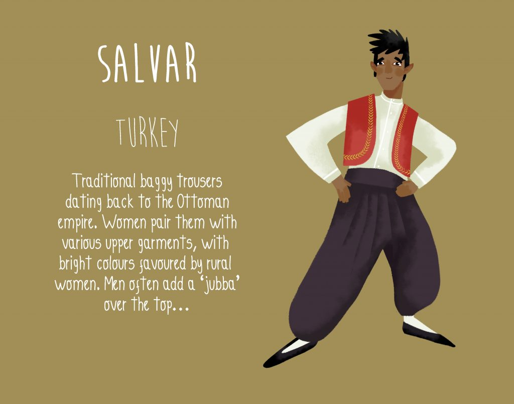 Turkey Salvar