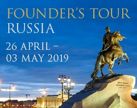 Founder's Tour Russia Greg Tepper