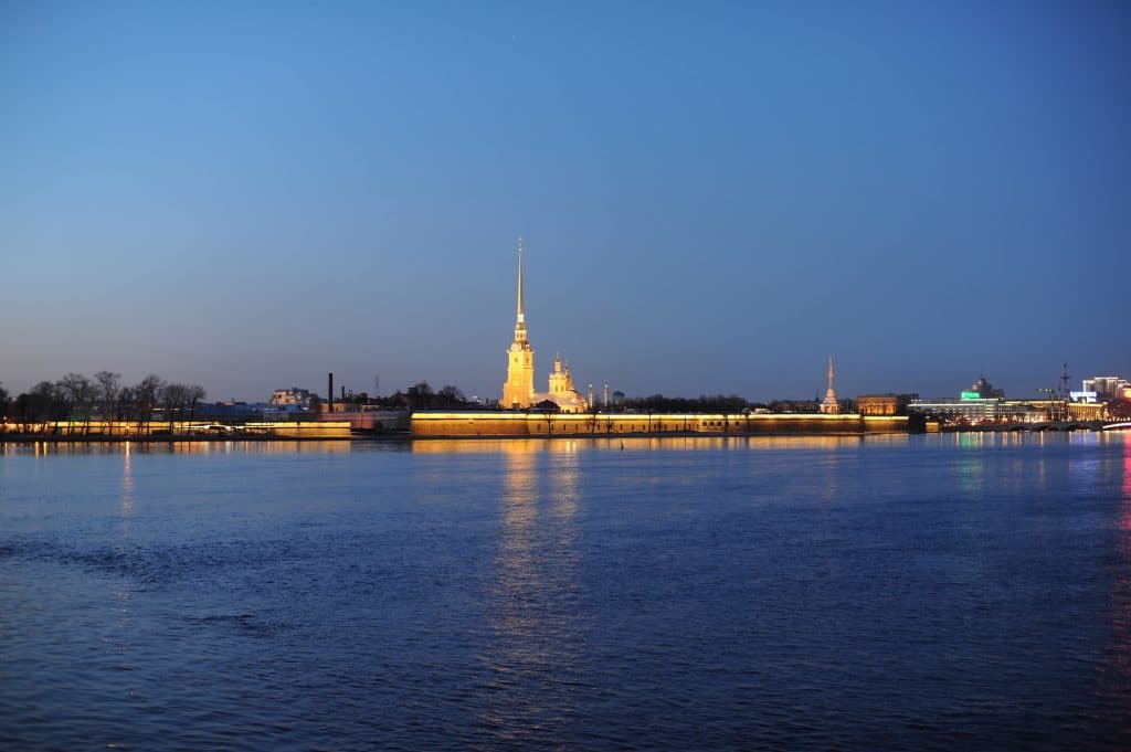 Peter Paul Fortress - St. Petersburg, Russia