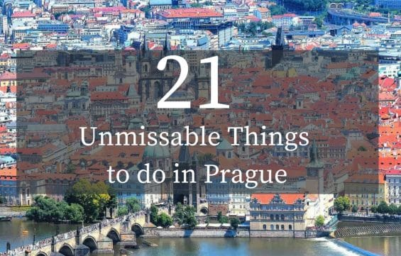 21 Unmissable Things to do in Prague