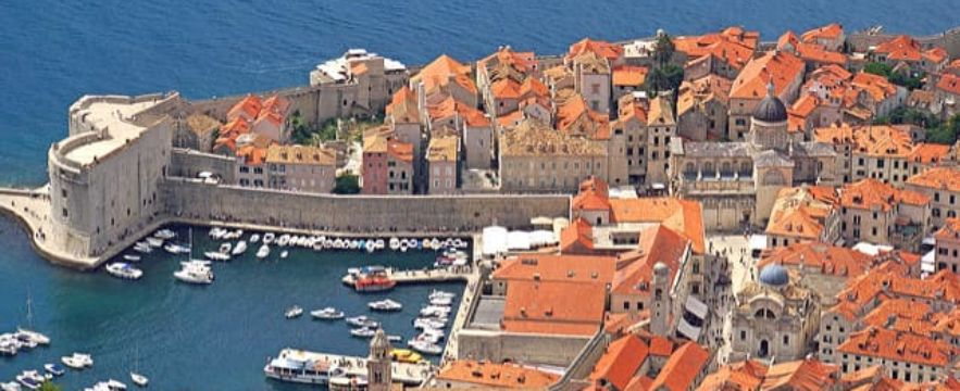 City Walls - Dubrovnik, Croatia