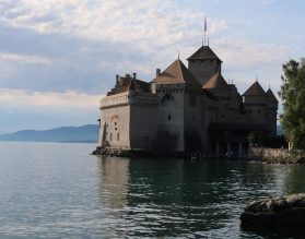 Chateau de Chillion, Geneva - Switzerland